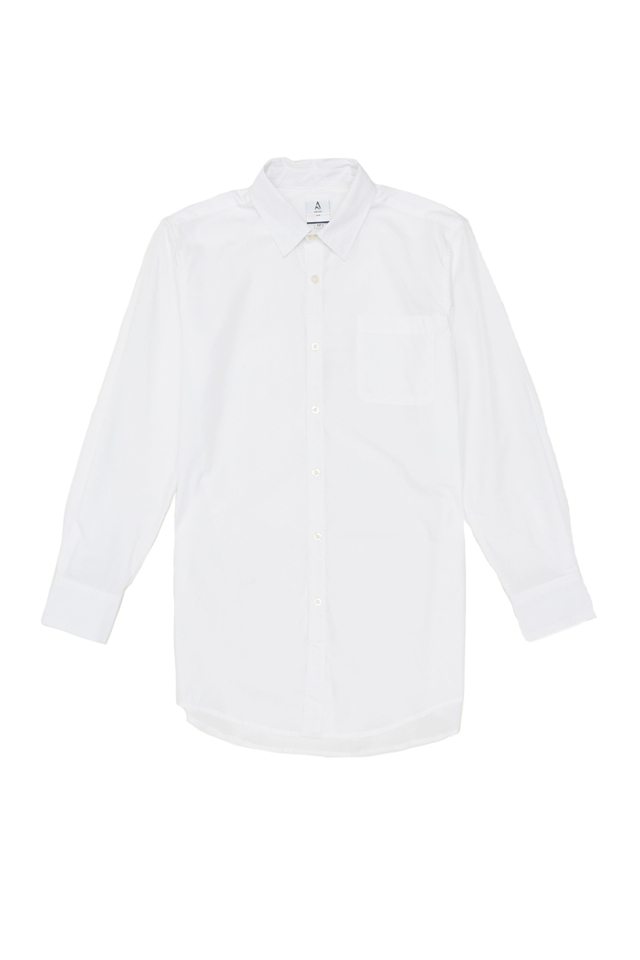 BLAKE SLIM-FIT DRESS SHIRT IN WHITE