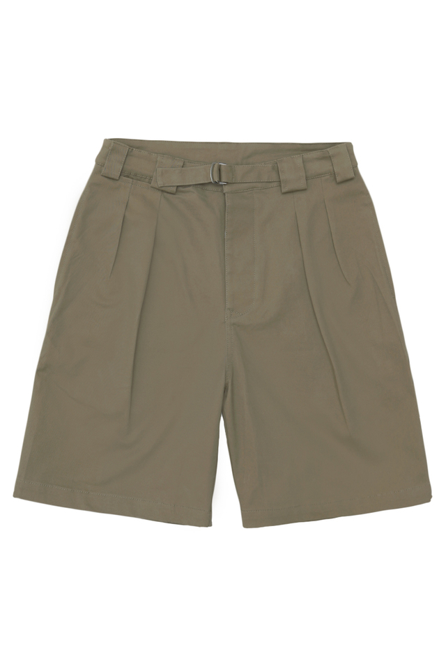 KANE GURKHA SHORTS IN KHAKI