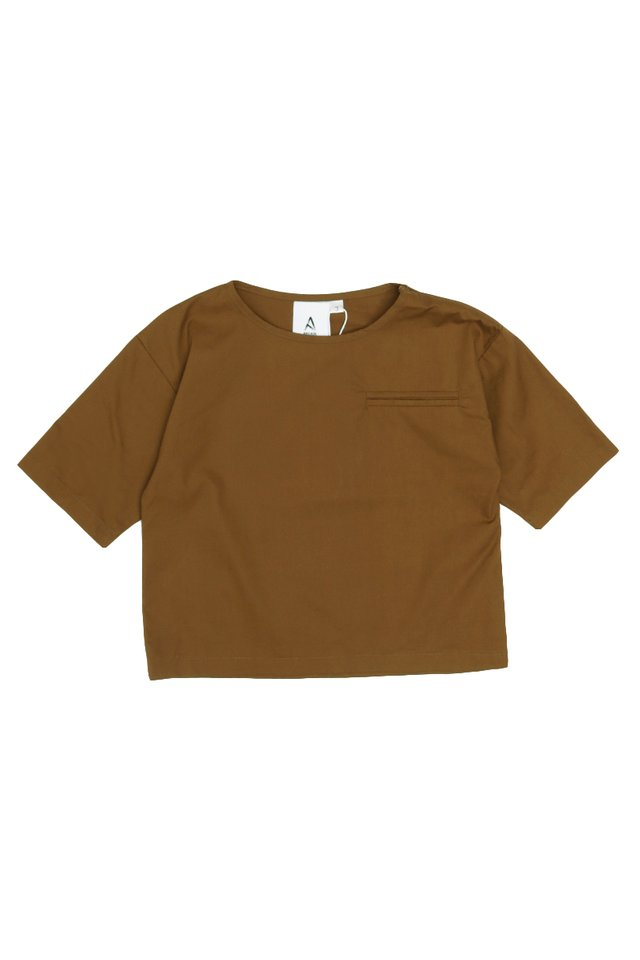 DILL POCKET TOP IN COFFEE